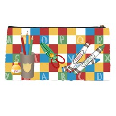 School Pencil By Kdesigns   Pencil Case   Cvt1l8xvoozb   Www Artscow Com Back