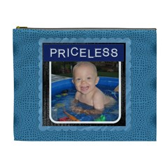Priceless Xl Cosmetic Bag By Lil    Cosmetic Bag (xl)   1287rff58vkx   Www Artscow Com Front