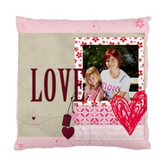 Mothers Day By Jacob   Standard Cushion Case (two Sides)   3d8jfwrozq23   Www Artscow Com Front