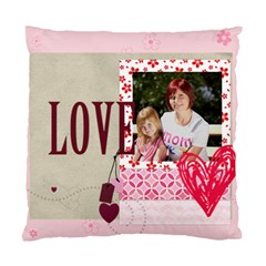 Mothers Day By Jacob   Standard Cushion Case (two Sides)   3d8jfwrozq23   Www Artscow Com Back