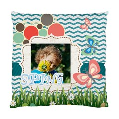 Kids, Fun, Child, Play, Happy By Jacob   Standard Cushion Case (two Sides)   V0j7jthpducf   Www Artscow Com Back