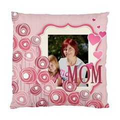 Mothers Day By Jacob   Standard Cushion Case (two Sides)   0a73nl4x4ms6   Www Artscow Com Back