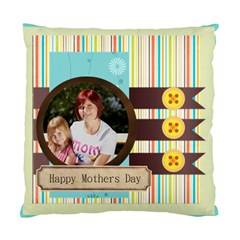 Mothers Day By Jacob   Standard Cushion Case (two Sides)   L7rnllqzr6f2   Www Artscow Com Back
