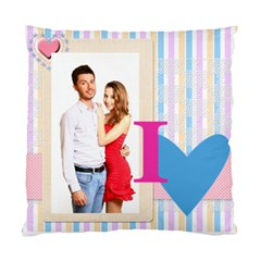 Love By Ki Ki   Standard Cushion Case (two Sides)   D3uudnoz92hh   Www Artscow Com Front