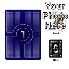 Paazak Dealer s Deck By C Horton   Playing Cards 54 Designs   3ciu96wivvdz   Www Artscow Com Front - Spade3