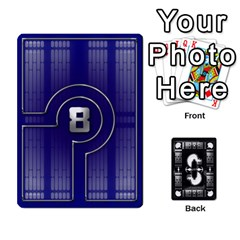 Paazak Dealer s Deck By C Horton   Playing Cards 54 Designs   3ciu96wivvdz   Www Artscow Com Front - Diamond5