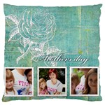mother s day - Large Cushion Case (Two Sides)