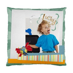 Easter, Spring, Kids By Jacob   Standard Cushion Case (two Sides)   Hihd65tigv0f   Www Artscow Com Back