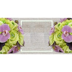 We Are Engaged Card 3d By Zornitza   Engaged 3d Greeting Card (8x4)   Nd57c70fsusu   Www Artscow Com Front