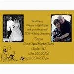 invitations 1 best so far - 5  x 7  Photo Cards
