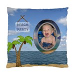 Beach Party Cushion Case (1 Sided) - Cushion Case (One Side)