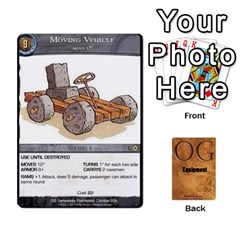 Og Equipment By Michael   Playing Cards 54 Designs   T0otrr91r1em   Www Artscow Com Front - Heart7