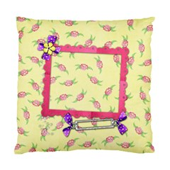 Vibrant Cushion By Shelly   Standard Cushion Case (two Sides)   Xa1ftba8nafb   Www Artscow Com Back