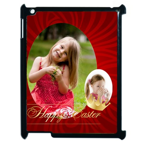 Easter By Easter   Apple Ipad 2 Case (black)   Ke1xnhon0ntj   Www Artscow Com Front