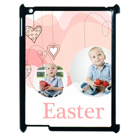 Easter By Easter   Apple Ipad 2 Case (black)   Wi30qs1o15jy   Www Artscow Com Front