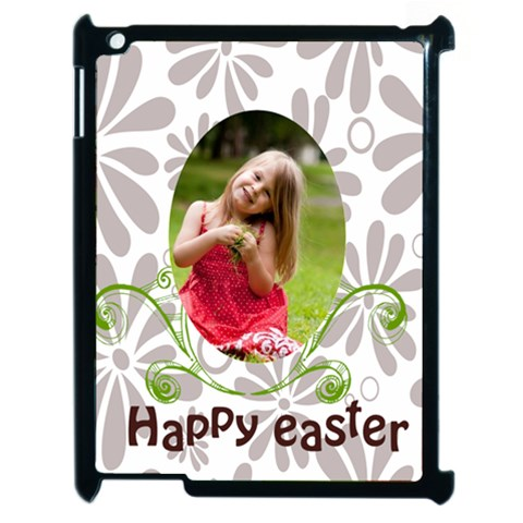 Easter By Easter   Apple Ipad 2 Case (black)   9df9f32rmfp3   Www Artscow Com Front