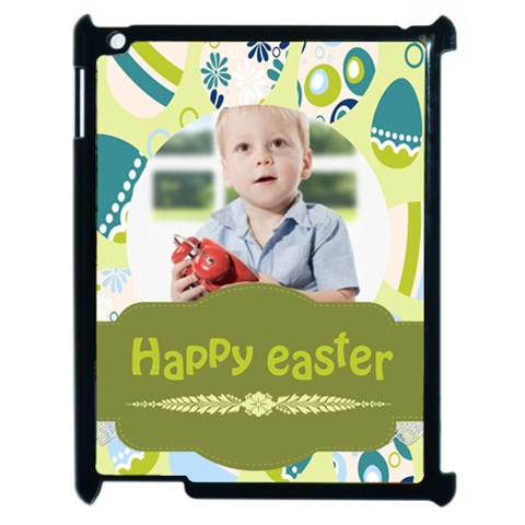 Easter By Easter   Apple Ipad 2 Case (black)   Ztkrgwbttxub   Www Artscow Com Front
