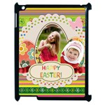 easter - Apple iPad 2 Case (Black)
