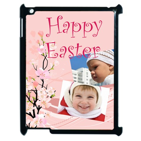 Easter By Easter   Apple Ipad 2 Case (black)   60livpqv5rbj   Www Artscow Com Front