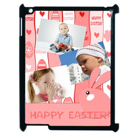 Easter By Easter   Apple Ipad 2 Case (black)   W6xd0eaashxt   Www Artscow Com Front