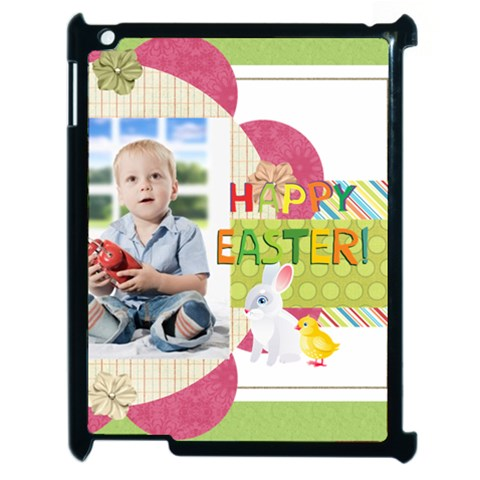 Easter By Easter   Apple Ipad 2 Case (black)   5tnlmwowi41p   Www Artscow Com Front