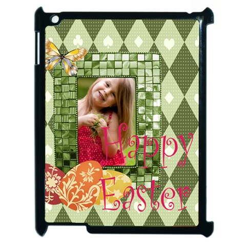 Easter By Easter   Apple Ipad 2 Case (black)   Bm020s92fufh   Www Artscow Com Front