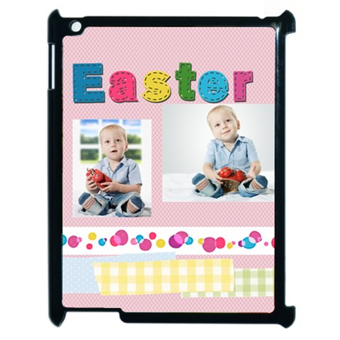 Easter By Easter   Apple Ipad 2 Case (black)   K6rsyxw2fgk8   Www Artscow Com Front