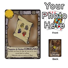 Dungeon Delver [es] By Bosco   Playing Cards 54 Designs   Xgokonf7oiao   Www Artscow Com Front - Joker2
