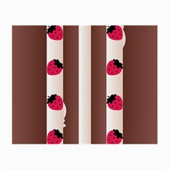 Choco Strawberry Cream Cake Glasses Cloth (small) by strawberrymilk