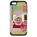 easter - Apple iPhone 5 Hardshell Case (PC+Silicone)