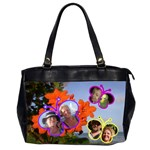 Butterfly Bag 3 - Oversize Office Handbag (Two Sides)