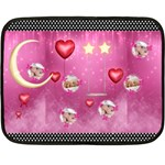 SWEET DREAM - Mini Fleece Blanket(Two Sides)