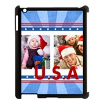 usa - Apple iPad 3/4 Case (Black)