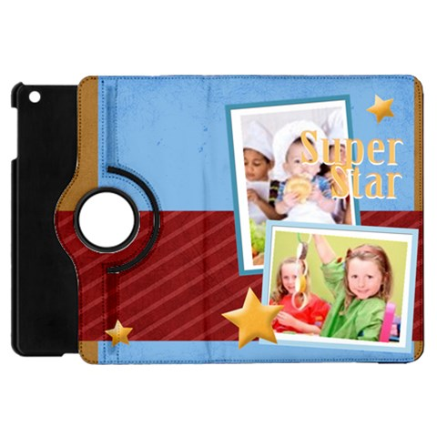 Baby, Love, Kids, Memory, Happy, Fun  By Mac Book   Apple Ipad Mini Flip 360 Case   Fz2ei6fsail6   Www Artscow Com Front