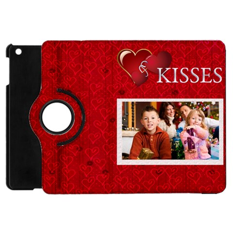 Love, Kids, Memory, Happy, Fun  By Mac Book   Apple Ipad Mini Flip 360 Case   Iim4syr4uwtp   Www Artscow Com Front