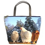 chicken bucket bag