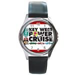 car watch 2 - Round Metal Watch