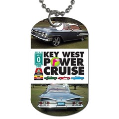 Car Dog Tag 2 By Joy Johns   Dog Tag (two Sides)   1ndefpz6p8of   Www Artscow Com Front