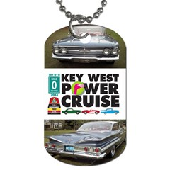Car Dog Tag 2 By Joy Johns   Dog Tag (two Sides)   1ndefpz6p8of   Www Artscow Com Back