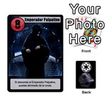Emperator Love Letters (Español - Star Wars) 3 Copias - Playing Cards 54 Designs