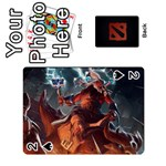 Dota Cards - Playing Cards 54 Designs