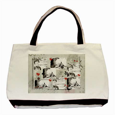 Classic Tote Bag By Deca   Basic Tote Bag   Yy3x1x866e23   Www Artscow Com Front