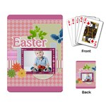 easter - Playing Cards Single Design