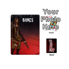 Zombicide Survivor Selector Cards   Mini Deck By Dean   Playing Cards 54 (mini)   Ho7cm73riz9t   Www Artscow Com Front - Spade4