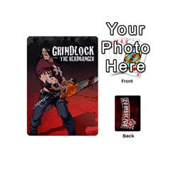 Jack Zombicide Survivor Selector Cards   Mini Deck By Dean   Playing Cards 54 (mini)   Ho7cm73riz9t   Www Artscow Com Front - ClubJ