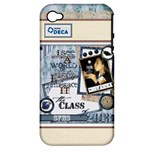 Iphone Case_Grad_SFHS - Apple iPhone 4/4S Hardshell Case (PC+Silicone)