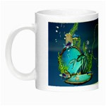 Blue sea luminous mug - Night Luminous Mug