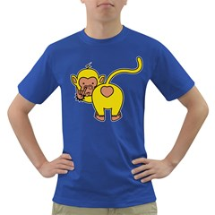 What Are You Looking At? Dark T Shirt by funkymonkey