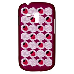 Cake Top Grape Samsung Galaxy S3 Mini I8190 Hardshell Case by strawberrymilk