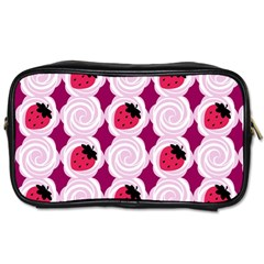 Cake Top Grape Toiletries Bag (two Sides) by strawberrymilk
